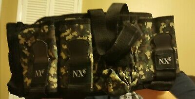 Nxe Paintball Gear With Helmet