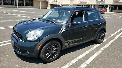 """2013 Mini Countryman S ALL 4WD 2013 Mini Countryman S All 4WD, 1.6T,Panoroof,USB,Bluetooth,17"""" wheels,clean,62K"""
