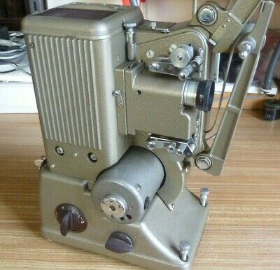 SPECTO 500 16mm CINE MOVIE PROJECTOR: MADE IN ENGLAND 1950s