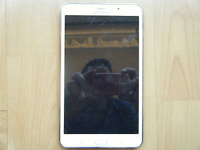 Samsung Galaxy Tab 4 Touch Screen Assembly White 7""