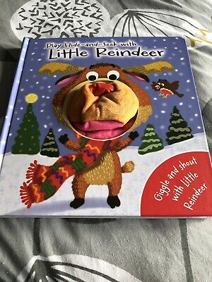 Baby Puppet Book-