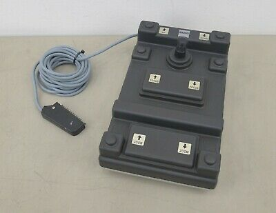 Carl Zeiss Surgical Microscope 14 Function Foot Pedal 6M Cable Knife Connector