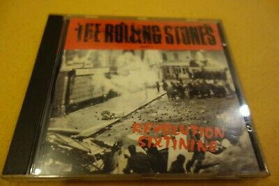 Rolling Stones Cd Gdr Revolution Sixtynine Us Tour November 9 1969 Rarissimo