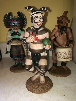 American Indian Life And Legends Hopi Kachina Series