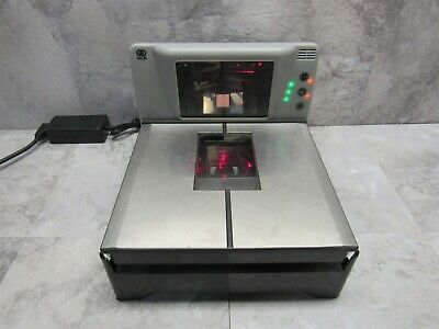 NCR RealScan 74 Mid-Size POS Grocery Bi-Optic Scanner Scale 7874-5002 + PSU