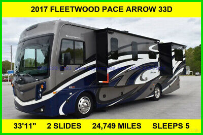 2017 Fleetwood RV Pace Arrow  Used DIESEL PUSHER MOTOR HOME COACH MH MOTORHOME A