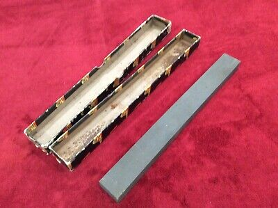 """Brown and Sharpe 920 Steel Parallel 9""""  x  3/4"""" x  1-1/4"""" with box"""