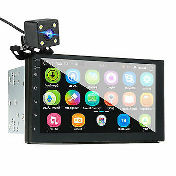 iMars 7 Inch 2 Din Car MP5 Player for Android 8.0 2.5D Screen Stereo Radio GPS W