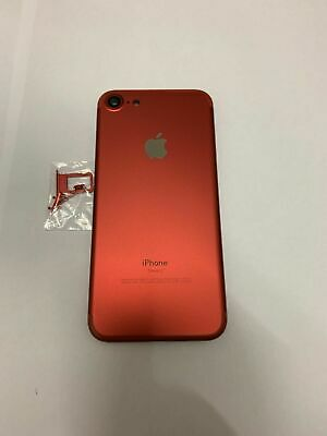Chassis Complet Iphone 7 - Rouge
