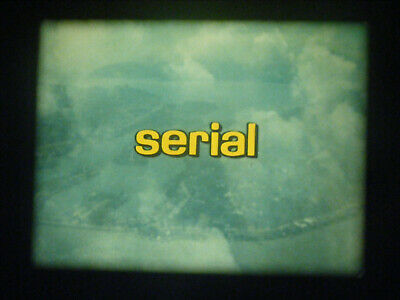 """16Mm Film-""""Serial""""-1980-Martin Mull-Tuesday Weld--Complete Feature In Lpp Color"""