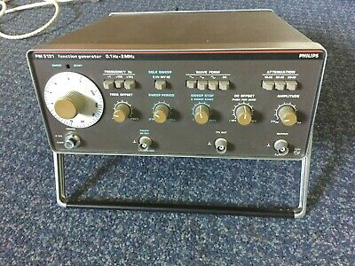 Philips PM5131 Function Generator 0.1HZ-2MHZ