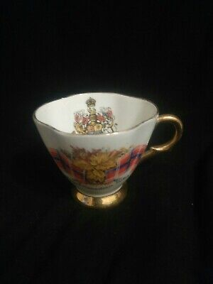 Windsor Bone China Cup Made In England Canada                                V12