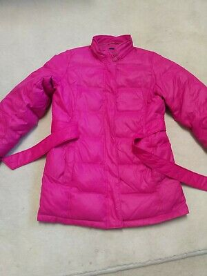 GIRLS PINK GAP JACKET AGE 13XL Good Condition No Marks
