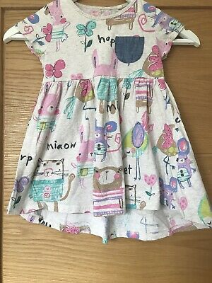 Girls Next Summer Dress  Top 3-4 Years To Go With Leggings Beach Holiday Look