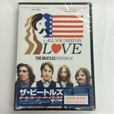 Dvd/The Beatles / All You Need Is Love Episode 14/