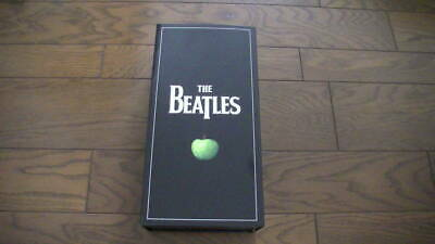 The Beatles Box Cd Dvd Set Domestic Board