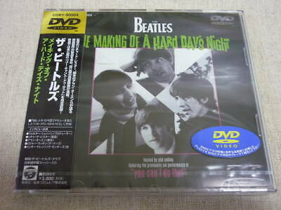 Dvd The Beatles / Making Of A Hard Days Night