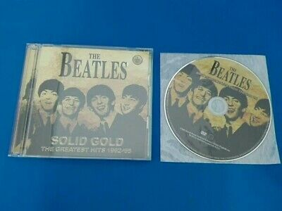 The Beatles Cd Live Anthology 1962-65 With Dvd