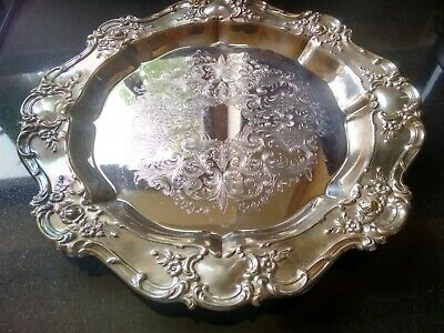Yeomam Silver Plated Tray