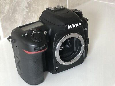 Nikon D7500 Camera Body Very Good Condition Boxed