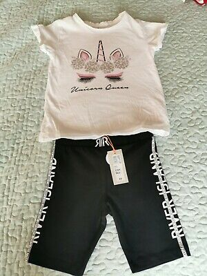 Girls River island Set Age 2/3