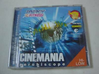 Cinemania Movie Music Dance Cover / Star Wars Armageddon Etc.