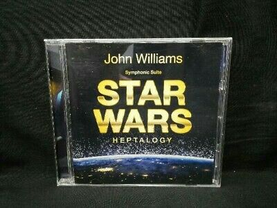 Japan Philharmonic Orchestra Cd Star Wars The Film Spectacular Uhqcd