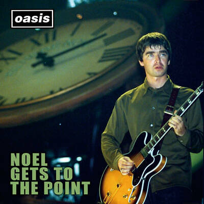 Oasis 1997 Noel Gets The Point 2Cd