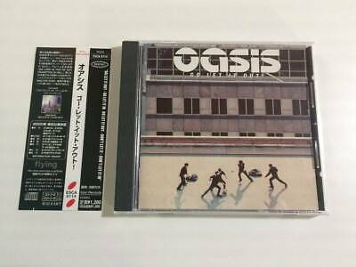 Cd Oasis - Go Let It Out