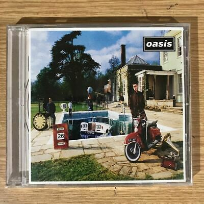 D64 Used Cd100 Yen Oasis Be Here Now