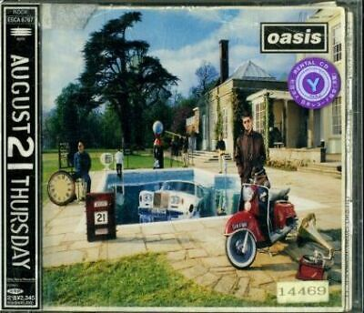 01Cd Rental Oasis Bis Here Now X08373