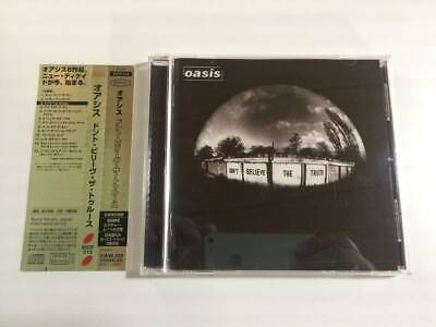 Cd Oasis - Don'T Believe The Truth
