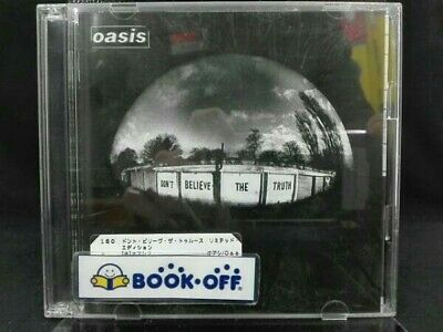 Oasis Cd Don'T Believe The Truth Limited Edition