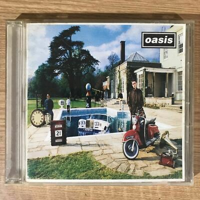 D70 Used Cd100 Yen Oasis Be Here Now