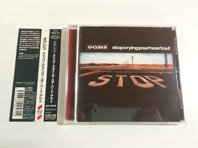 Cd Oasis - Stop Crying Your Heart Out