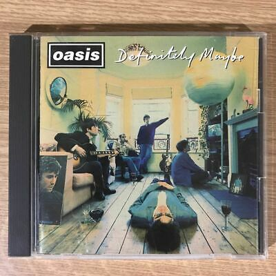D70 Used Cd100 Yen Oasis Definitely Maybe