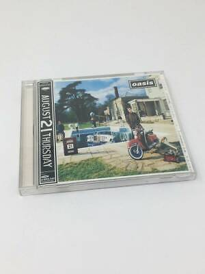 Used Cd Oasis Be Here Now Bihi Anau