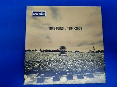 Oasis Time Frize 1994-2009 Limited Edition With Dvd