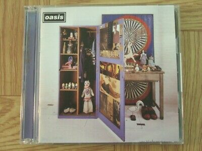 Cd2 Group Oasis / Stop The Clocks