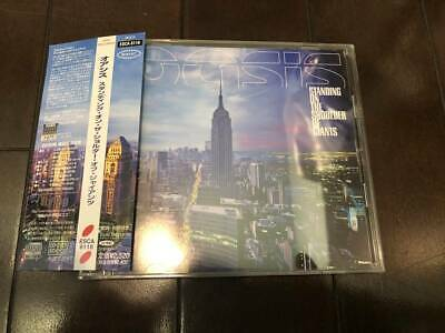 Oasis / Standing On The Shoulder Of Giants Japanese Edition