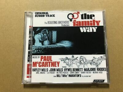 Paul Mccartney The Family Way Ultimate Archive First Collectionvoo-Doo Record