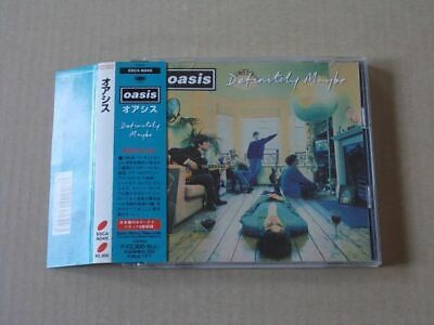 E2596 Cd Oasis Definitely Maybe Domestic Payment