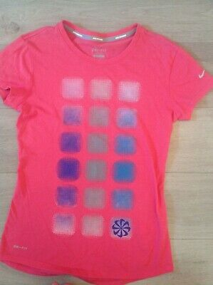 Nike women girls top dri fit size XS