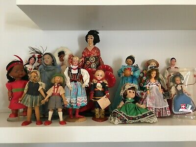 Antique Doll Collection