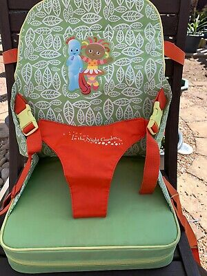 in the night garden Travel High Chair. Boys Or Girls.