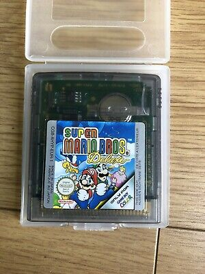 Super Mario Bros. Deluxe (Nintendo Game Boy Color, 1999) - Cartridge Only