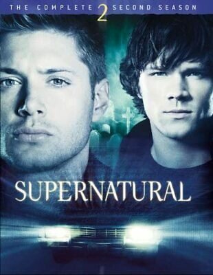 Supernatural - The Complete Second Season ( Series 2 - Brand New & Sealed!!! )