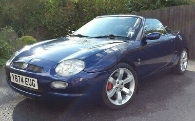 2001 MGF 1.8i VVC - All the Right Mods so Fast Sports Car with Cheap Insurance!