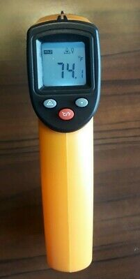 Non Contact Touchless Infrared Forehead Thermometer For Baby Kids & Adults.