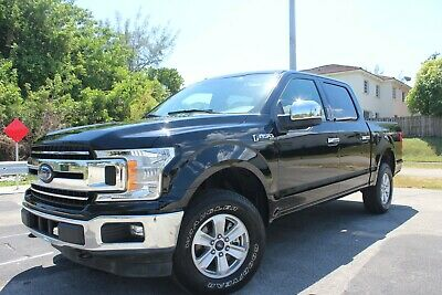 """2018 Ford F-150 XLT TUNNING SUPERCREW 4X4 ~ $40K+ NEW ~VIDEO~PRIOR """"THEFT"""" LOOK! SILVERADO 17 19 20"""